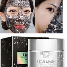 ماسک صورت ستاره star mask shinestarry sky tearing mask